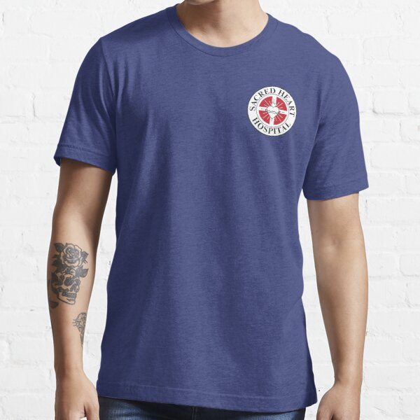 Sacred Heart Hospital - Scrubs Essential T-Shirt