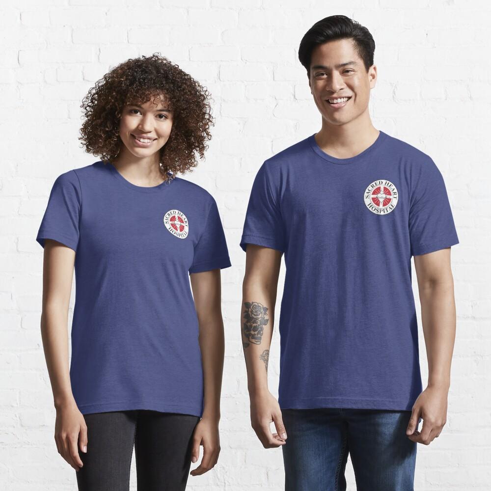 Sacred Heart Hospital - Scrubs Essential T-Shirt