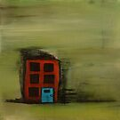 Small Red House by Keri Buckland
