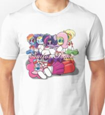 The Sailor Ponies Unite! T-Shirt