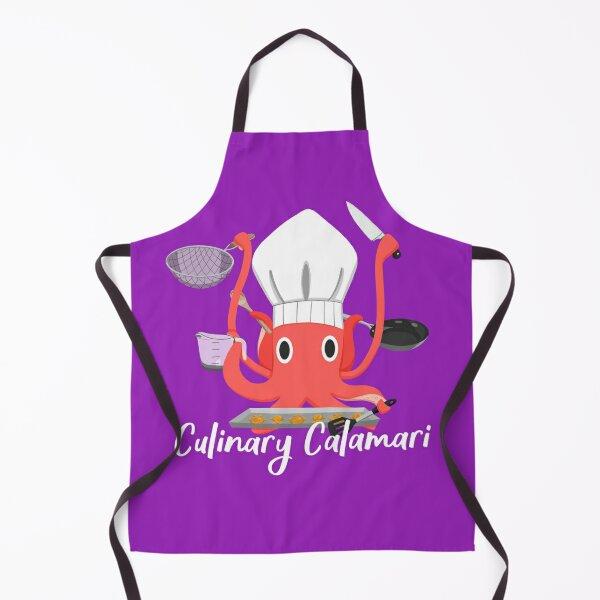 Culinary Calamari Apron