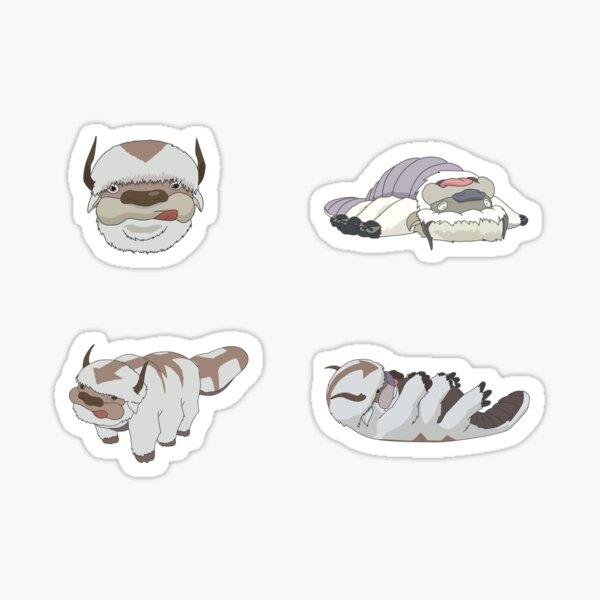 Appa Pack Sticker