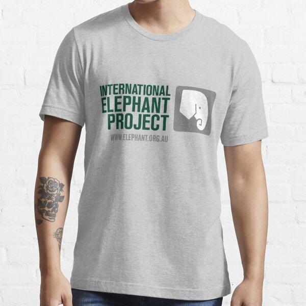International Elephant Project Essential T-Shirt