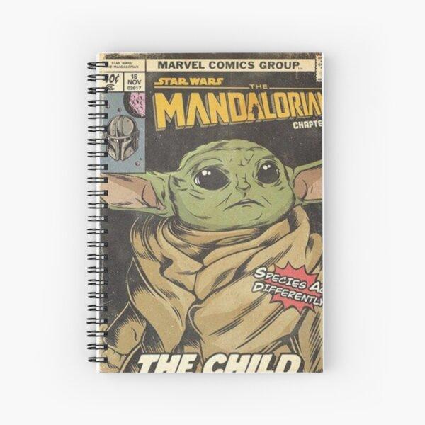 comics Spiral Notebook