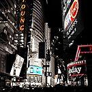 New York City  by Briana McNair