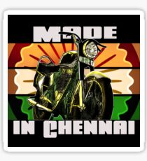 Royal Enfield - Made in Chennai Sticker