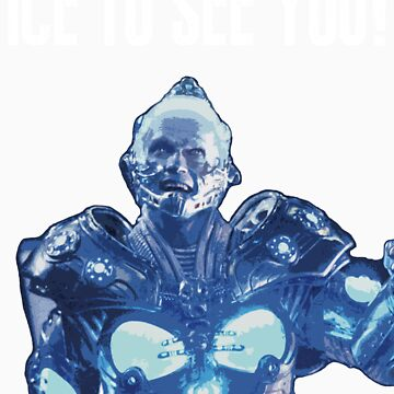 Ice to see you! by philbo84