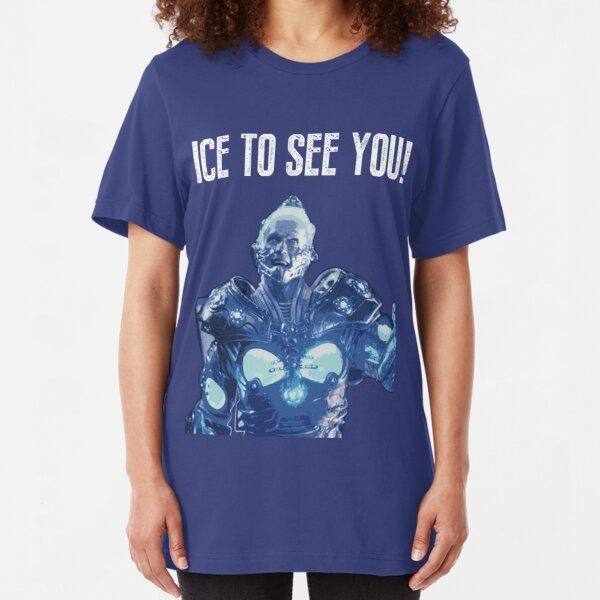 Ice to see you! Slim Fit T-Shirt