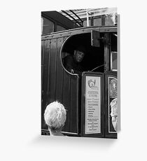 Whitby Driver Greeting Card