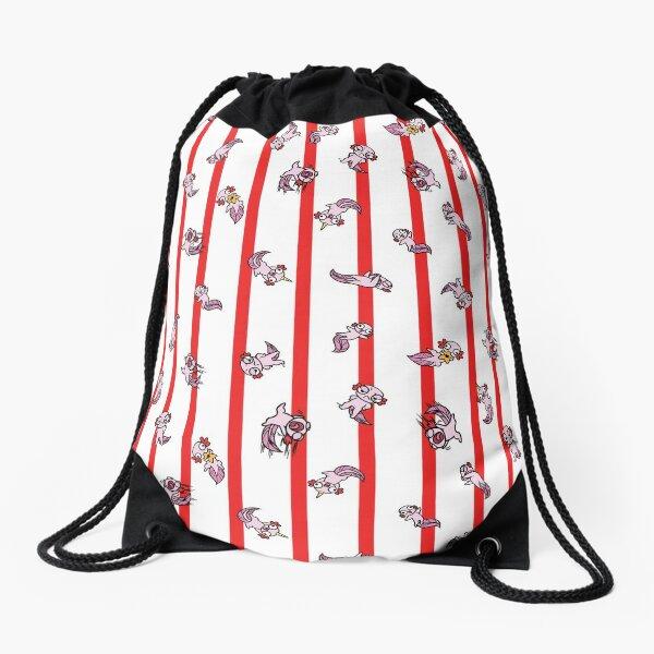 Axy the Axolotl Drawstring Bag