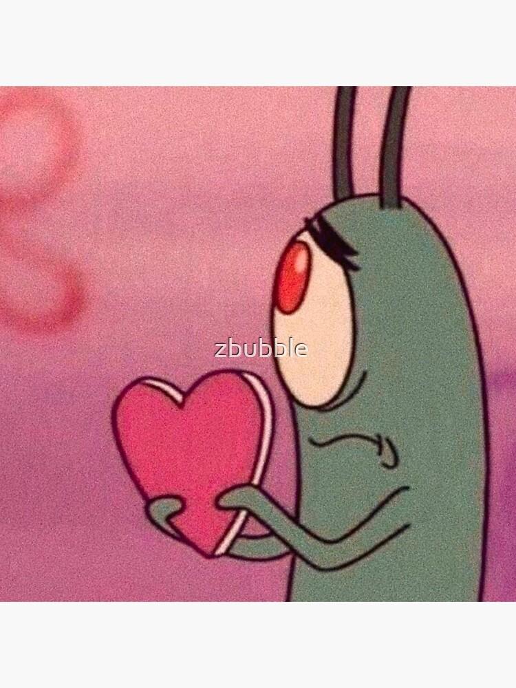 plankton heart meme by zbubble