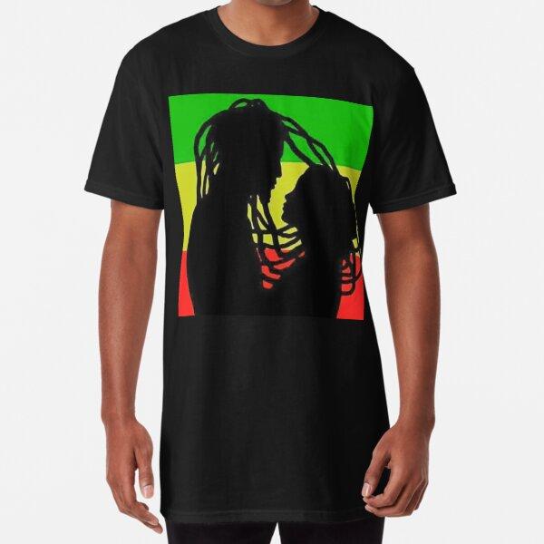 LOVING RASTA Long T-Shirt