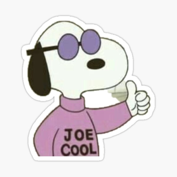 Cool Snoopy  - Stay Trippy hippie  Sticker