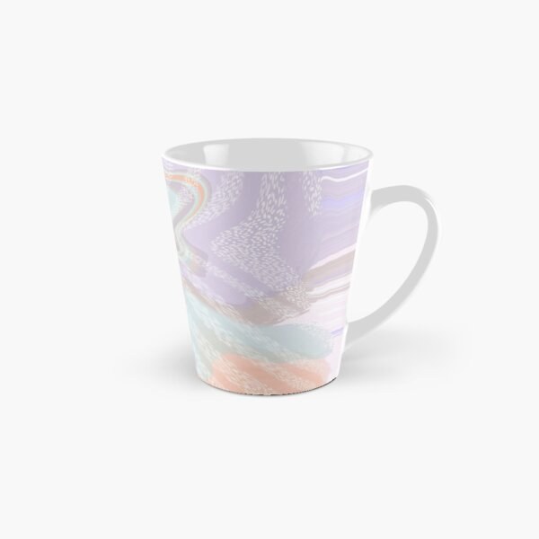 Pastel Meadow Tall Mug