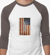 Religious Christian iPhone 6  Case Cover American Flag T-Shirt