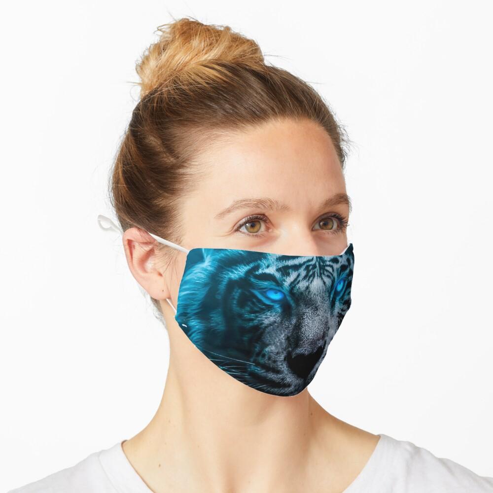 Tiger Design Mask