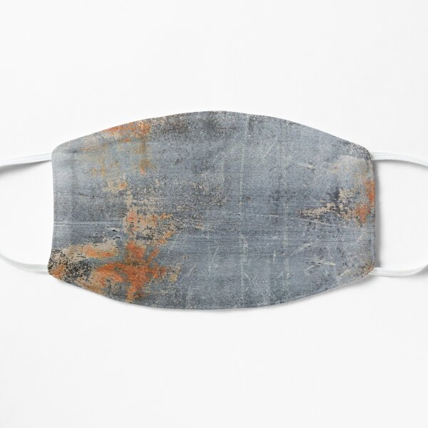 Burn Blue Rust - Alternative II Flat Mask