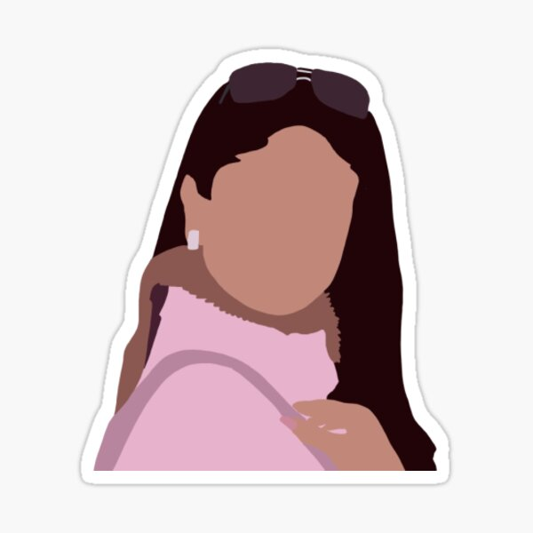 Kabhi Khushi Kabhie Gham Poo Bollywood Sticker