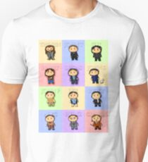 Team Everyone Richard Armitage Characters Tee - Without Text T-Shirt