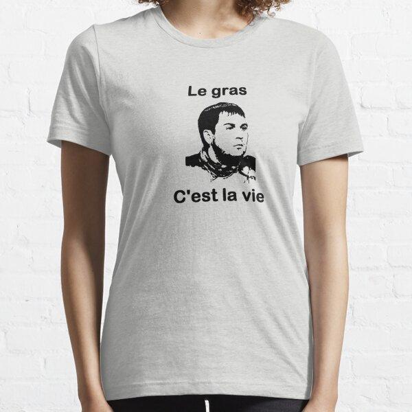 Kaamelott- Le gras Camiseta esencial