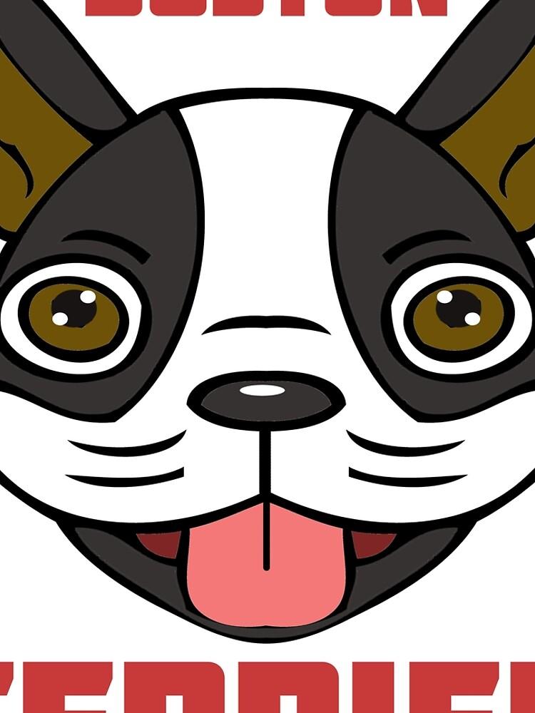 Boston Terrier by rontrickett