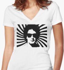 Cerati Women's Fitted V-Neck T-Shirt