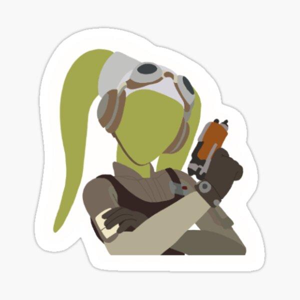 Hera Sticker