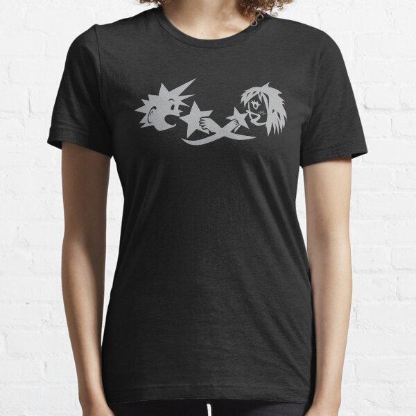 Kingdom Hearts: KairixSora Cave Etching T-shirt essentiel