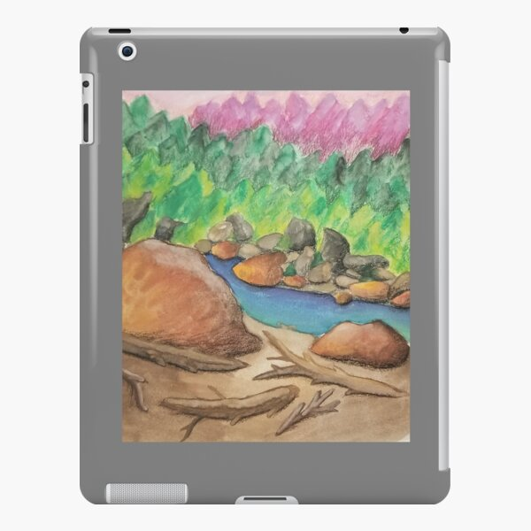 Cumberland River, Kentucky  iPad Snap Case