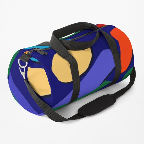 Abstract #11 Duffle Bag