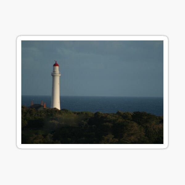 Split Point Lighthouse Sticker
