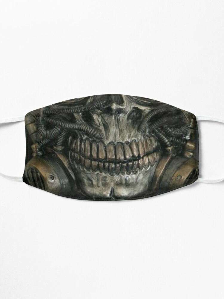 Alternate view of Mouth Design #5 Mask