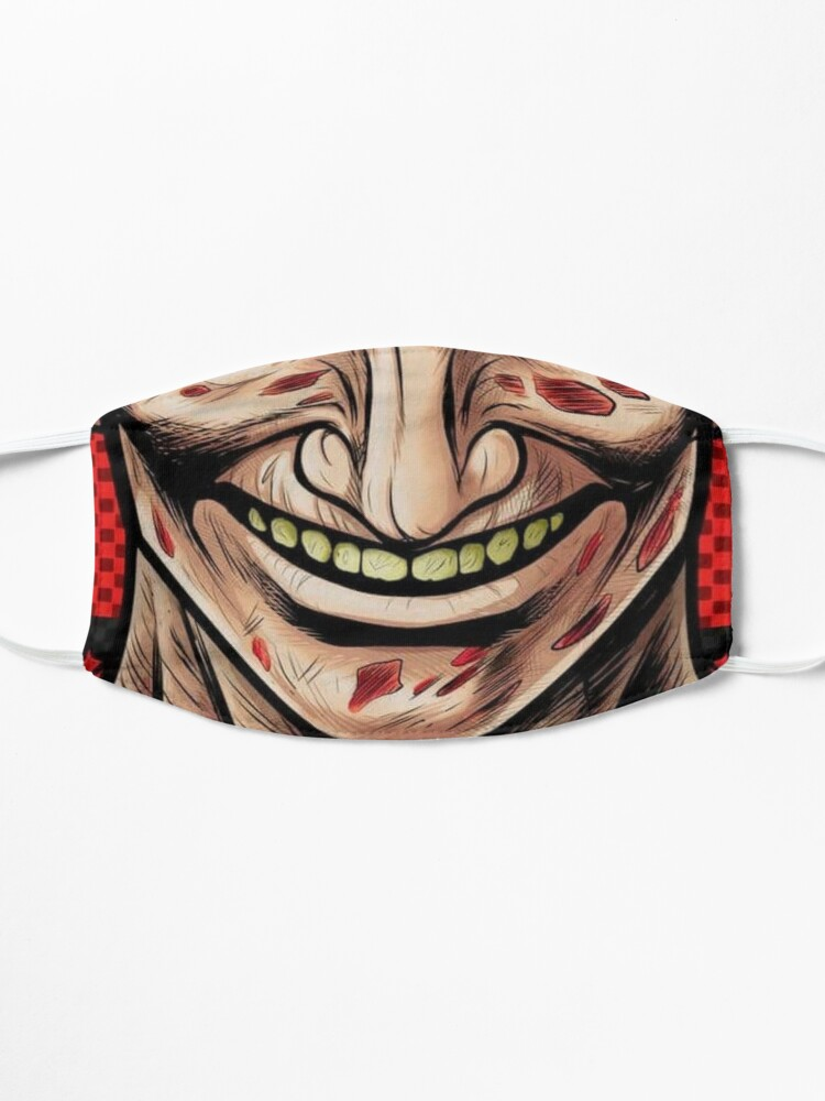 Alternate view of Mouth Design #6 Mask