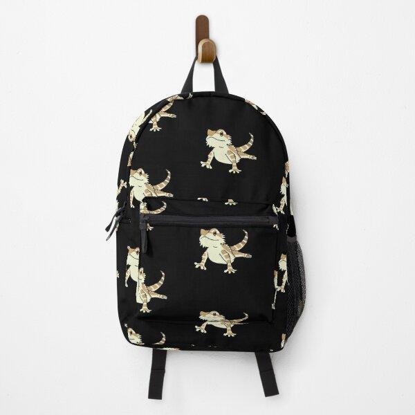 Cute Bearded Dragon Backpack