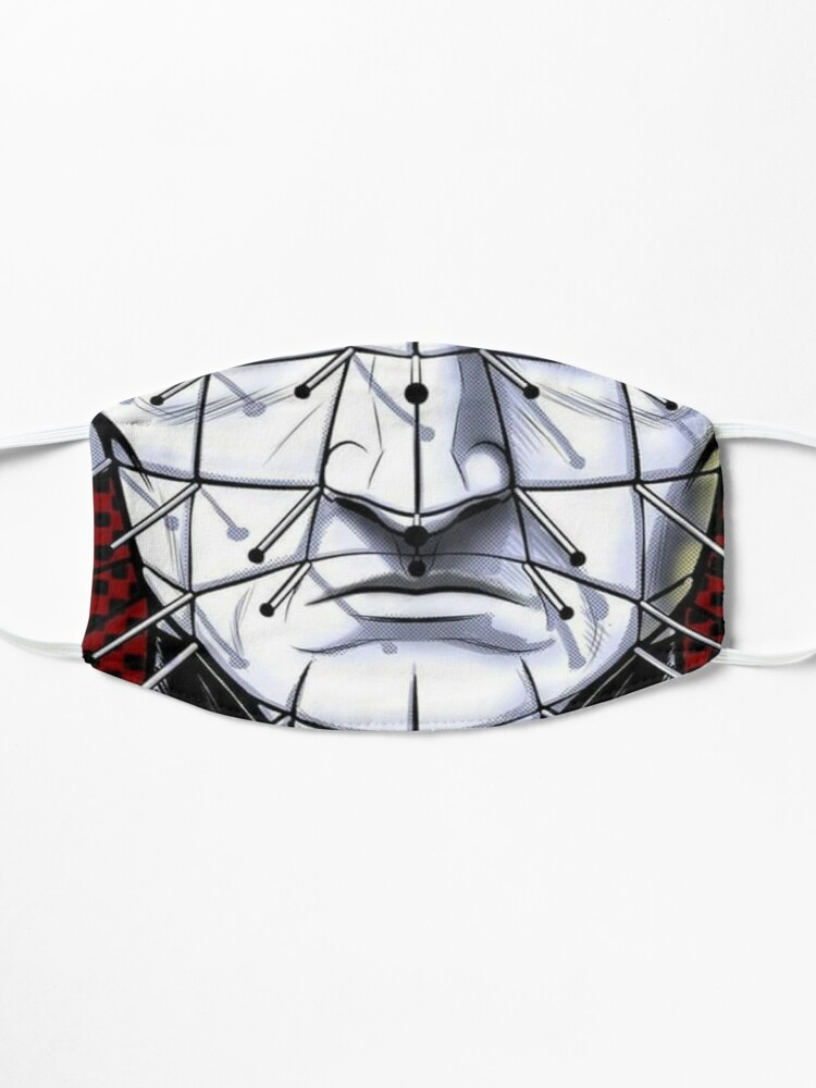 Alternate view of Mouth Design #7 Mask