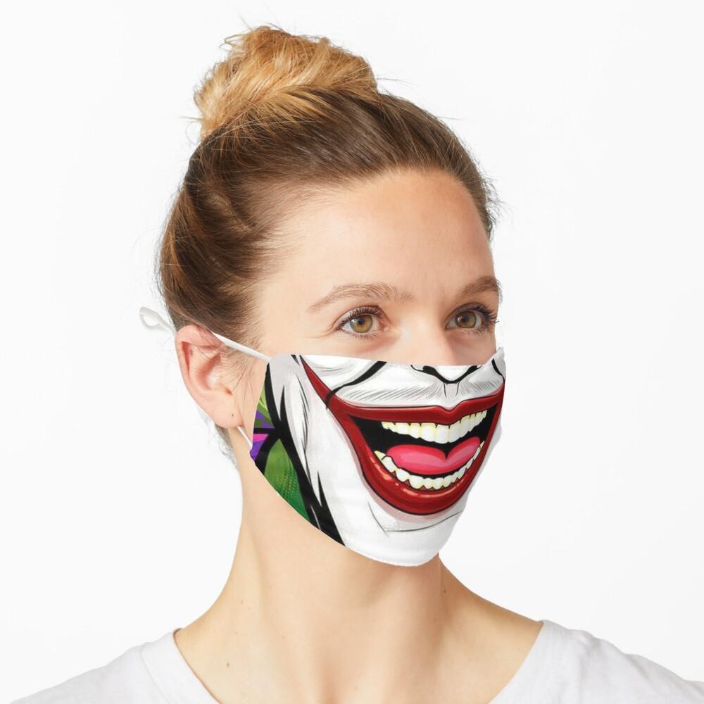 Mouth Design #8 Mask