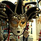 Venetian Mask by mpstone