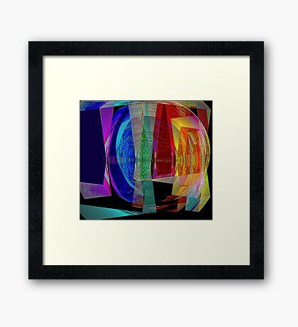 Inner Light Framed Print