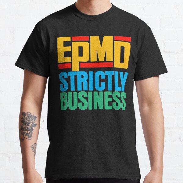 Vintage Hip Hop Logo Classic T-Shirt