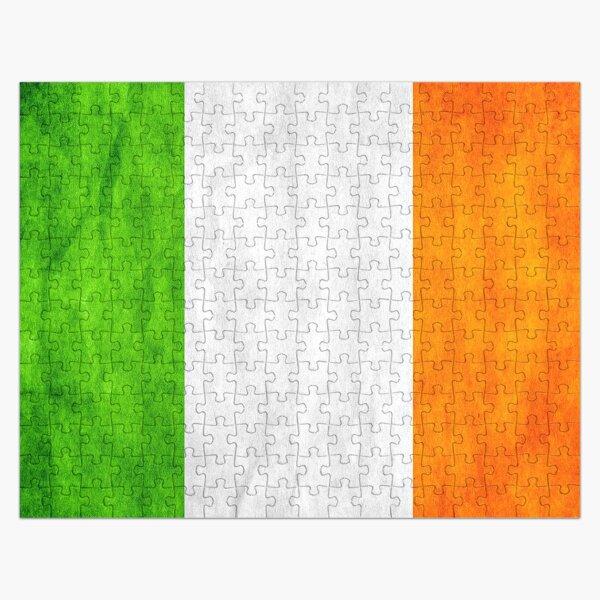 Irish Flag  Jigsaw Puzzle