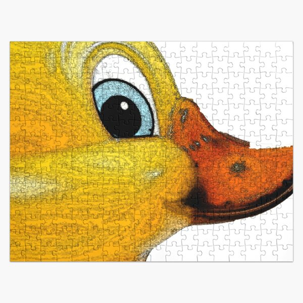 Me Duck - 1  Jigsaw Puzzle