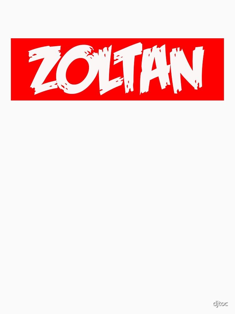 Zoltan Beast Mode! by djtoc
