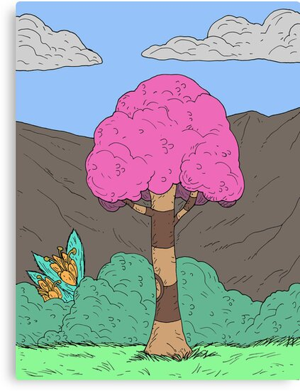 Eight Realms Background #2... by kangarookid