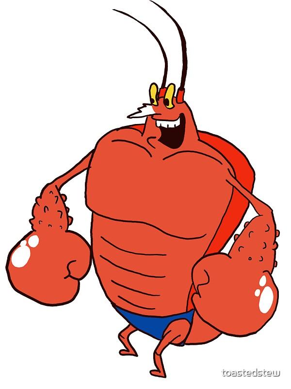 Larry Lobster