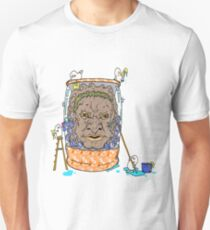Face of Boe getting a wash T-Shirt