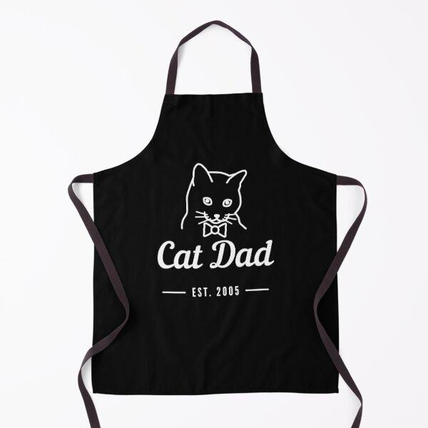 Cat Dad Apron