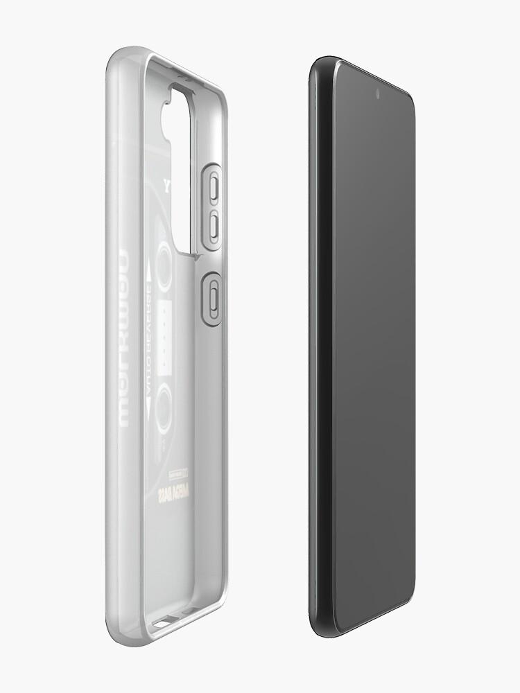Alternate view of Sony Walkman Case & Skin for Samsung Galaxy