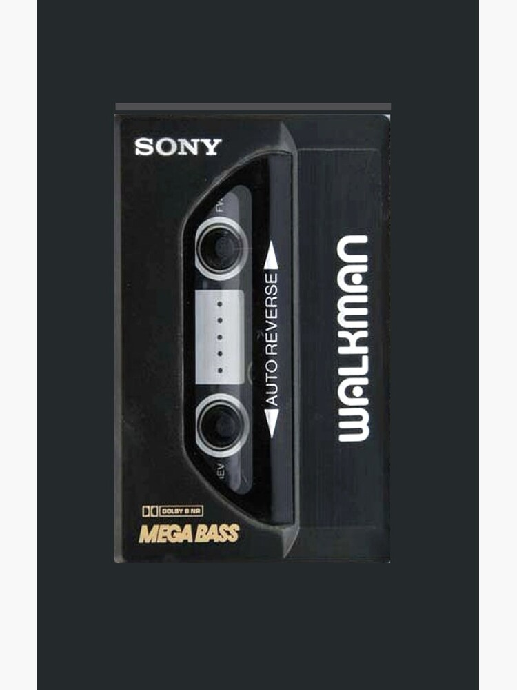 Sony Walkman by watertigerleo