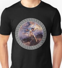 Camiseta unisex THE RISE OF AMERICA'S LAST PROPHET