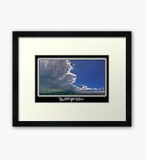 ©HCMS Home Clouds Movil C3 Series I Framed Print